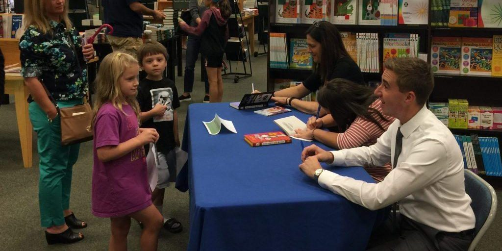 Barnes and Noble Night (1)